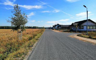 Przebudowa ulicy Aleja Brzozowa na Osiedlu Kociołki