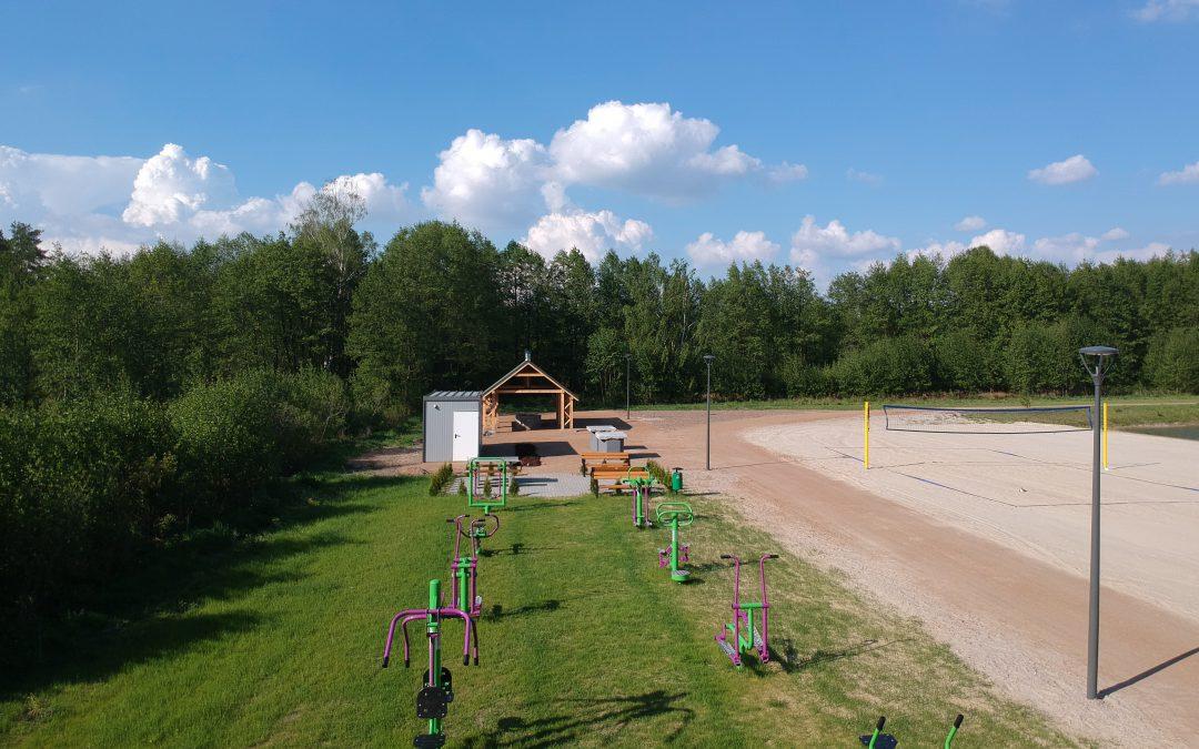 Osiedle Kociołki – Otwarcie zaplecza rekreacyjnego